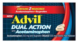advil dual