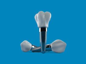 implant blue